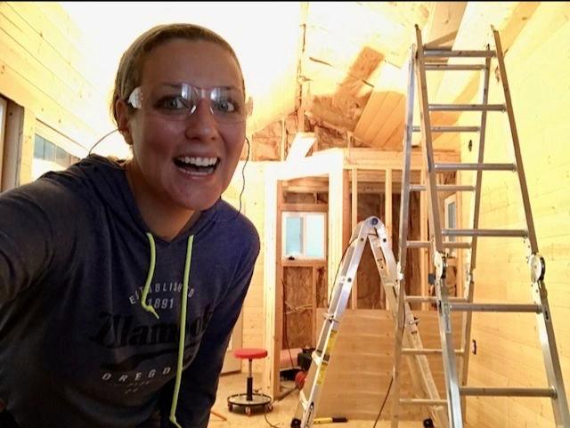 Katie - employee spotlight at CHNW