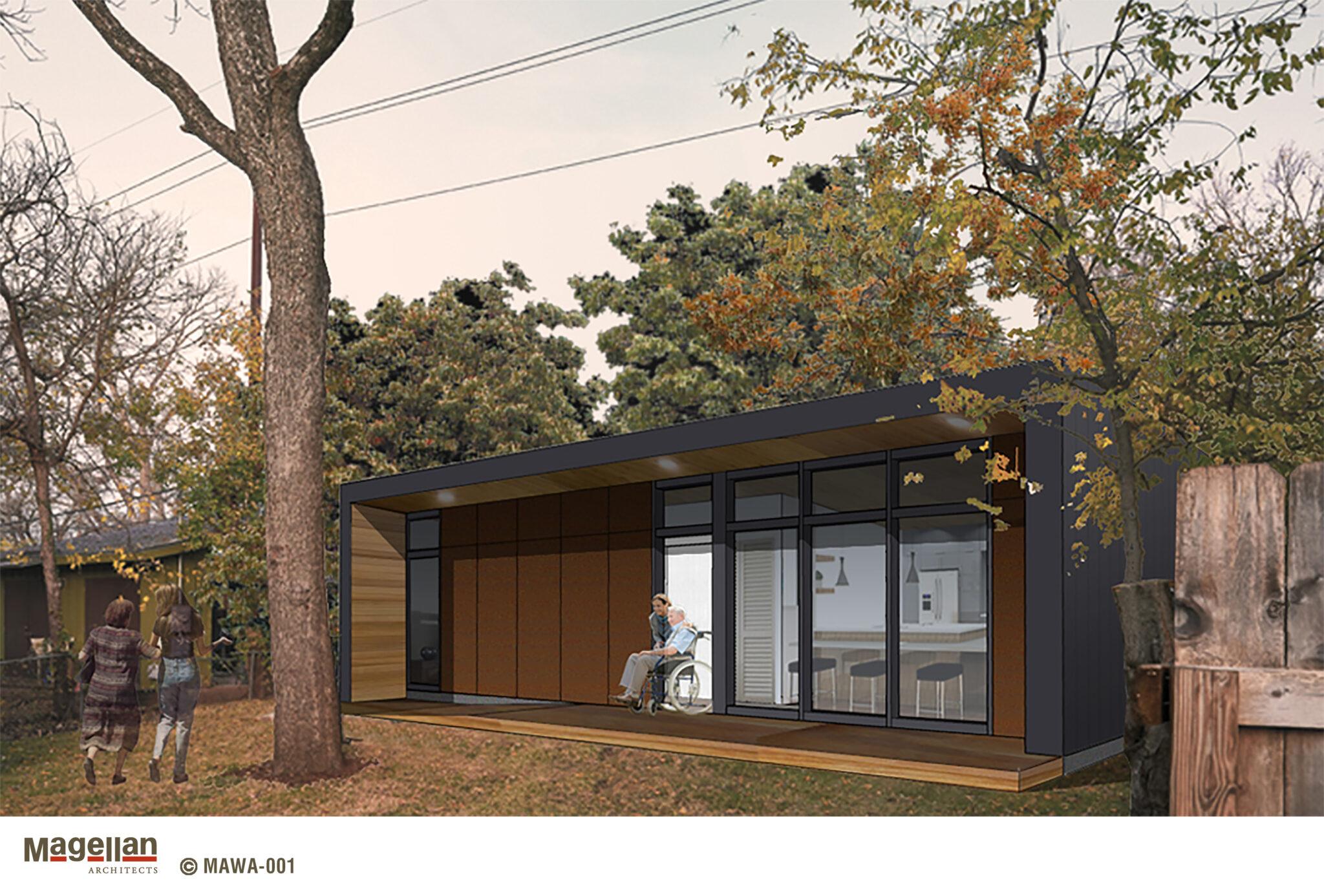 MADADU pre-approved cottage image